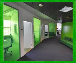 office partitions Liverpool