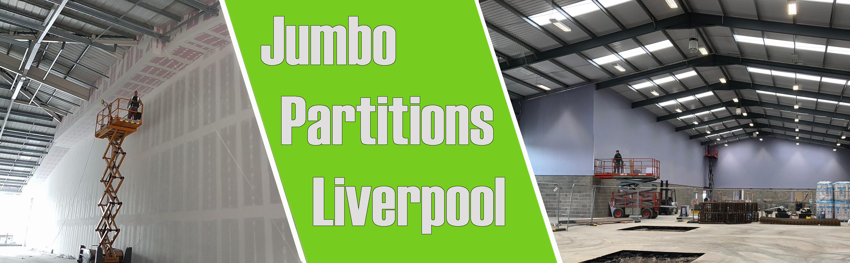 Jumbo Partitions