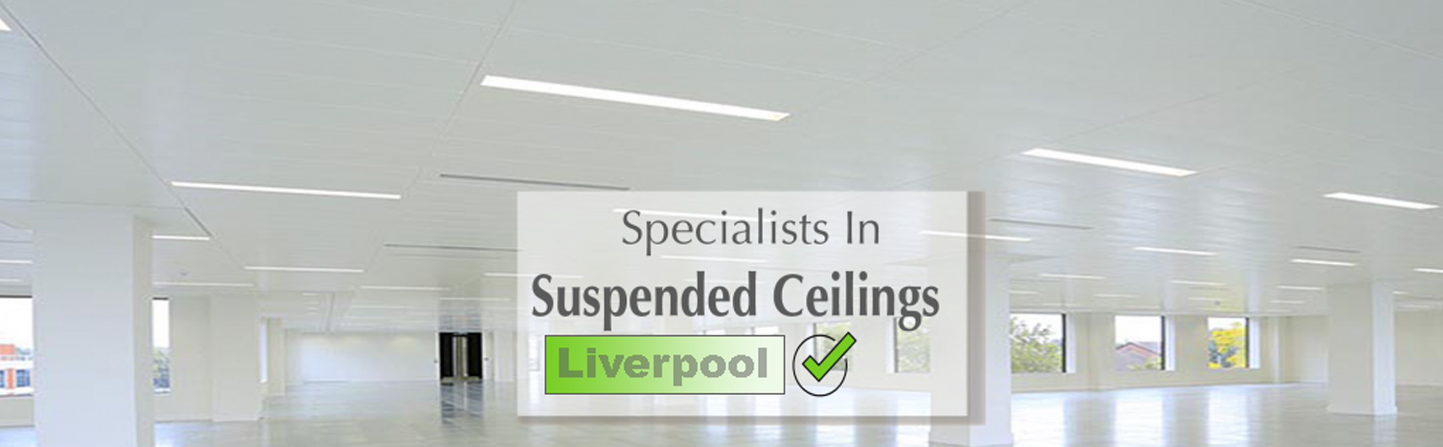 Suspended Ceilings Liverpool